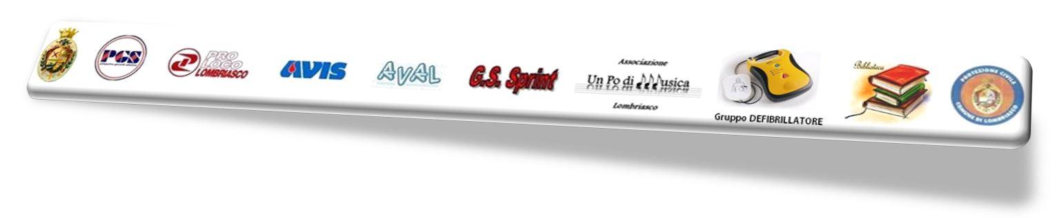 loghi associazioni 3D